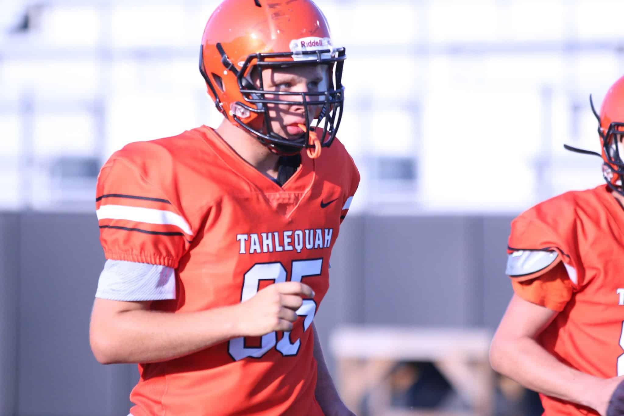 Tahlequah High School Gets New Jerseys
